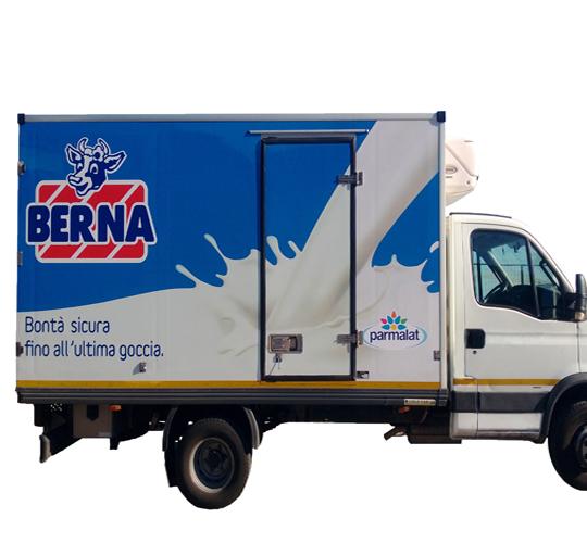 camion berna